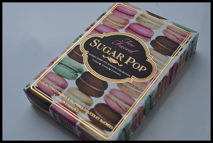 too faced sugar pop palette