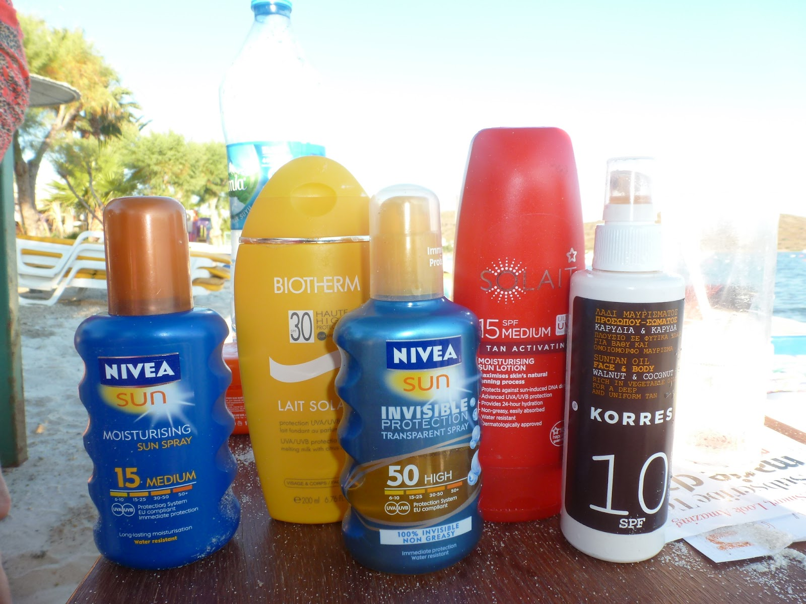 Practise Safe Sun Summer Skin Protection Vex In The City Nivea Moisture Lotion Spf 50 100 M We All Have Different Tones Hence Varying I Opted For Spf30 Spf15 But Also Used Spf50 On Occasion Too