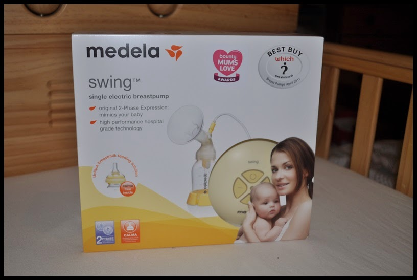 Review Medela Swing Electric Breast Pump Vex In The City
