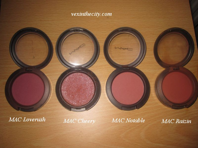 mac loverush blush for sale