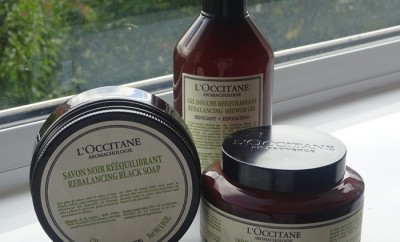 L'OCCITANE REBALANCING COLLECTION