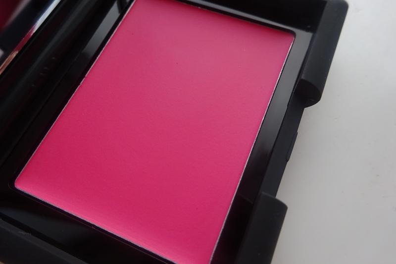 pink peony sleek makeup