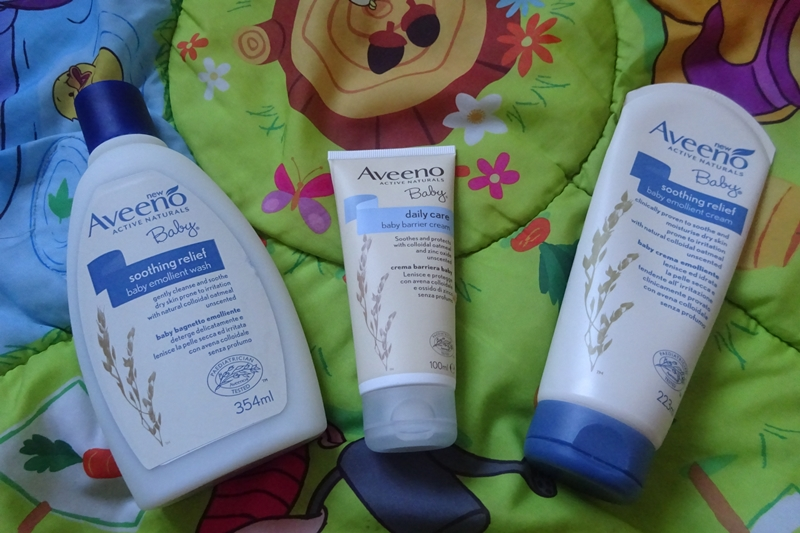 JUST LANDED - THE AVEENO BABY RANGE - Vex in the City